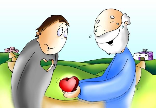 labibbiaelavita: Luca 15,1-3.11-32: IV domenica di Quaresima (C)